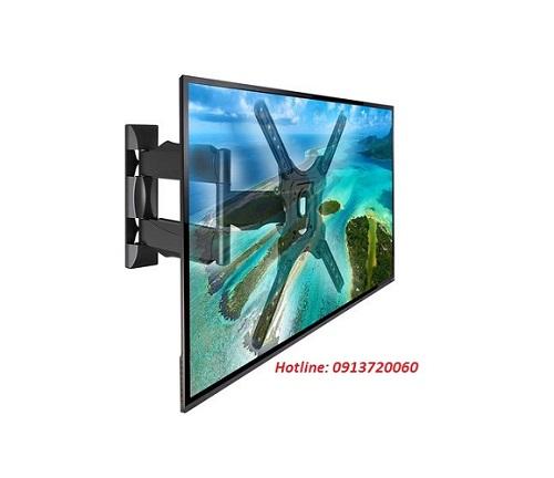 Khung treo Tivi ĐA NĂNG 2 tay nhập khẩu DF400 (32-55inch)